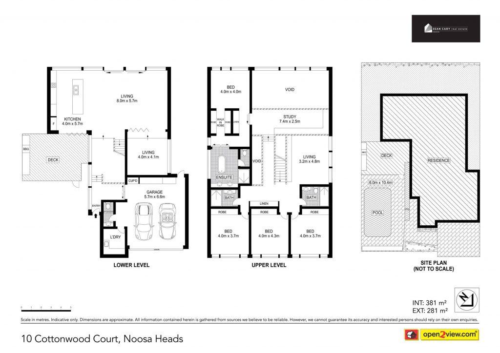 2D-Floorplan