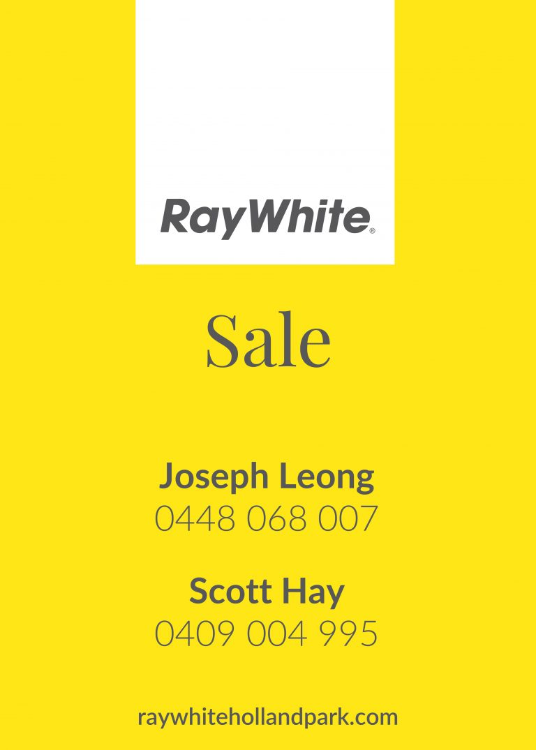 Ray White Stock Boards